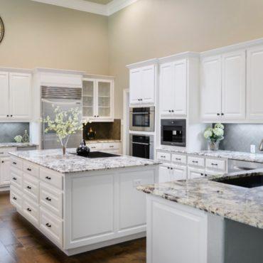 Turn-Keyed kitchen remodel.