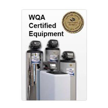 WQA Certified Water Softeners