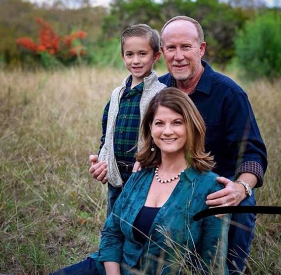 Joseph Kinsey family photo