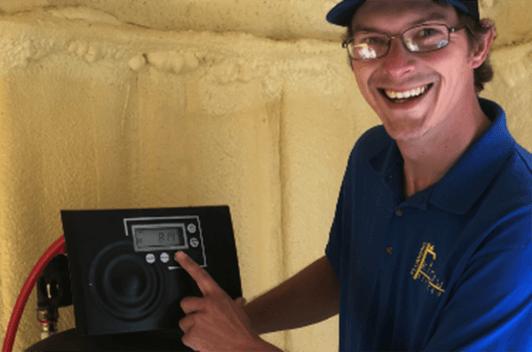 Kinsey Plumbers installs and repairs water softeners.