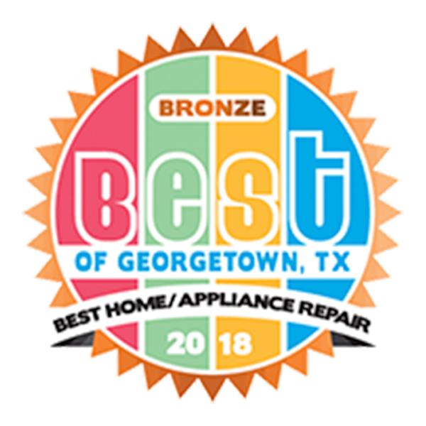 Best of Georgetown 2018 Award