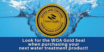WQA Gold Seal
