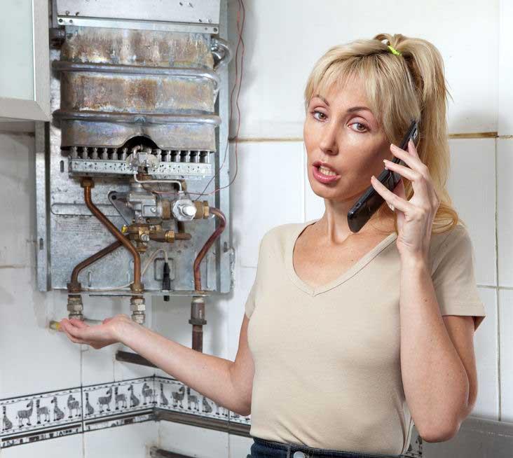 water heater repair in Cedar Park, TX