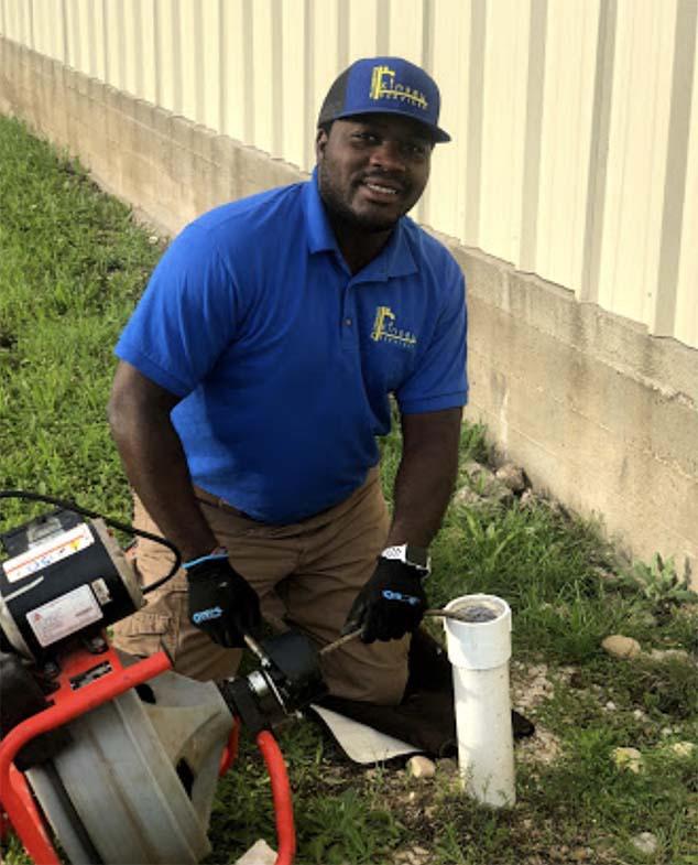 plumber in Round Rock, TX.